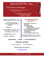 Liberty Additional Information